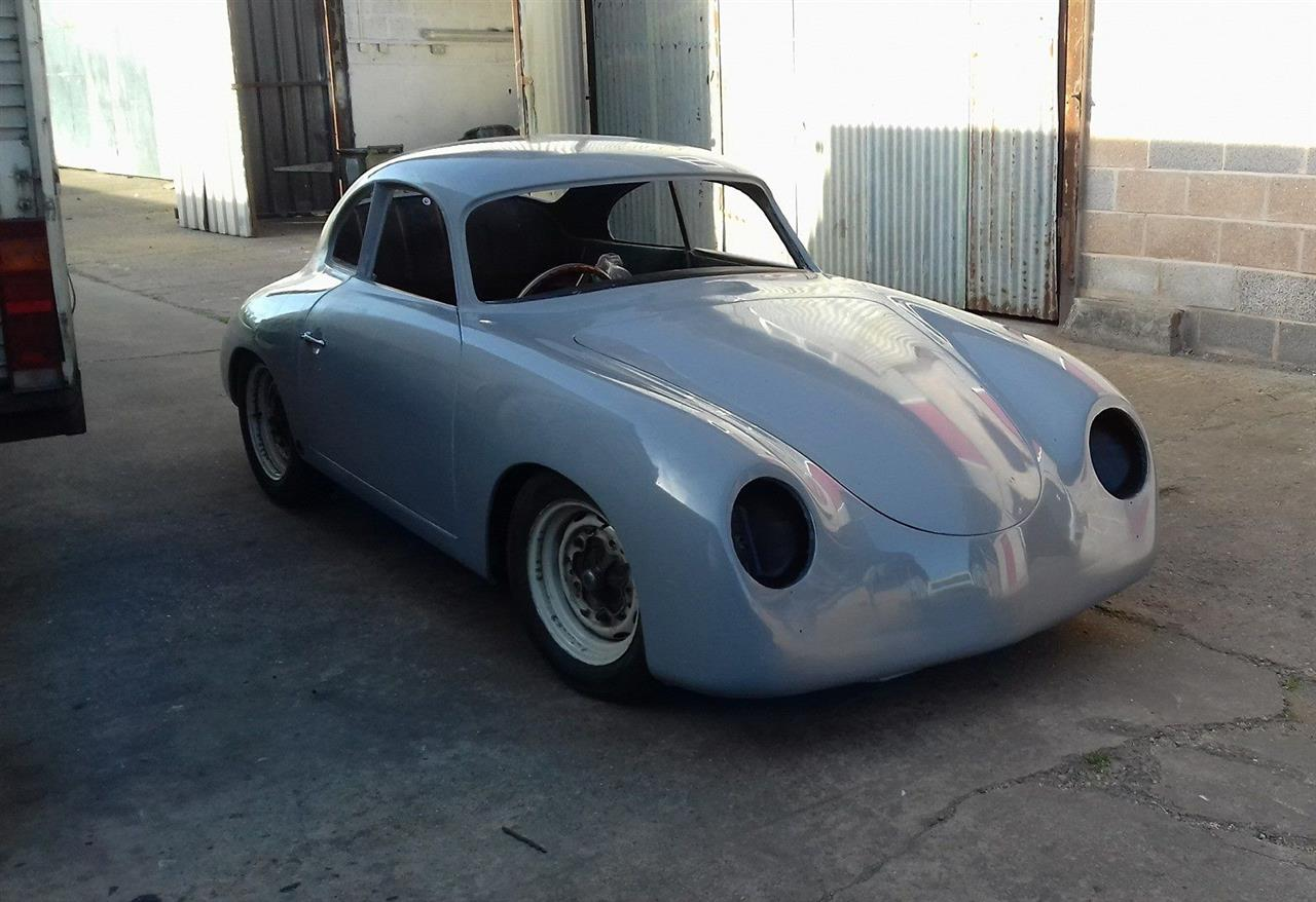 356 A Coupe - Requires Speedster Clinic chassis
