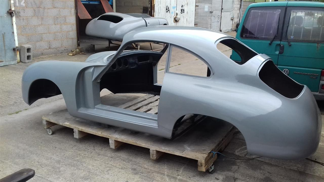356 A Coupe - Builders kit